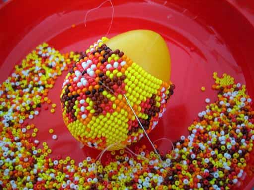 Пасхальные яйца и